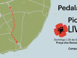 29 setembro – Loures e Lisboa: Ação de Rua+Pedalada+Picnic