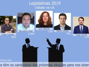 3 outubro – Aveiro: Debate com Bernardo Vidal
