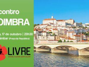 17 outubro – Coimbra: Encontro de membros, apoiantes e simpatizantes