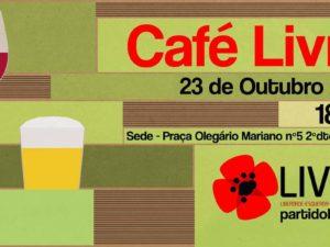 23 outubro: Lisboa – Café LIVRE