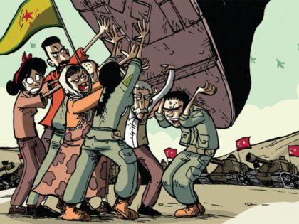 Contra a invasão turca do Rojava