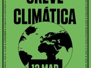 ADIADO: Greve Climática Estudantil