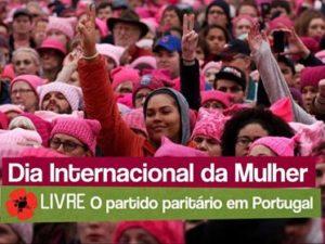 Celebrar a luta das mulheres por direitos fundamentais