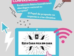 10 abril – Conferência RBI e Crise Climática com Tomás Cardoso Pereira