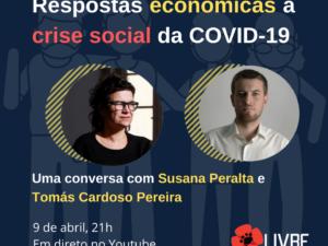 9 abril – Respostas económicas à crise social da Covid-19
