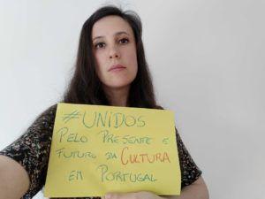 Unidos Pelo Presente e Futuro da Cultura em Portugal