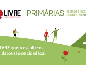 Resultados das primárias dos Açores 2020