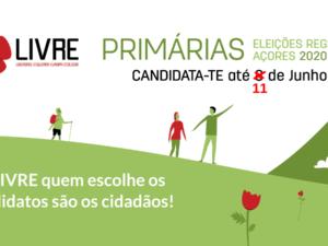 Eleições Regionais Açores: Mais 3 dias para te candidatares!