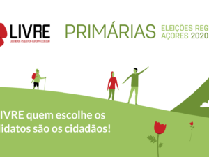 13 junho – Açores 2020: Primeiro Debate/Sessão de Apresentação dos Candidatos às Primárias