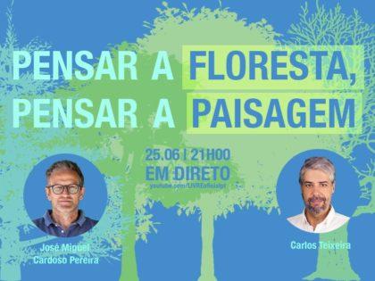 25 junho – Pensar a Floresta, Pensar a Paisagem