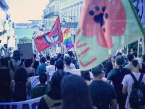 LIVRE na 2ª Mobilização Nacional Antifascista