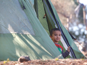 Pela evacuação de Moria e o acolhimento imediato dos refugiados nos países da União Europeia