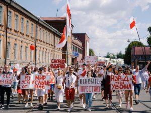 Lutar, salvaguardar e aprofundar a Democracia: de Portugal à Bielorrússia