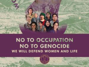 LIVRE junta-se a Campanha de Mulheres por Rojava