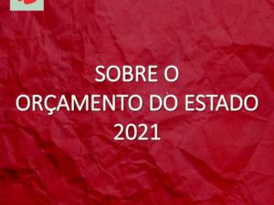 LIVRE lamenta OE2021 tímido e pouco ambicioso