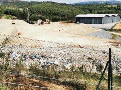 LIVRE Porto denuncia irregularidades e pede encerramento do aterro de Sobrado-Valongo