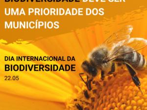Biodiversidade deve ser uma prioridade dos municípios