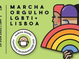 19 junho – Cancelada! 22ª Marcha do Orgulho LGBTI+ de Lisboa