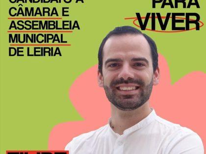 LIVRE Leiria avança para as eleições autárquicas em Leiria