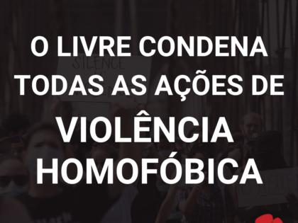 LIVRE condena violência homofóbica em Viseu