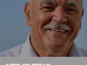 LIVRE Leiria: Nota de Pesar pelo falecimento de Rogério Cação