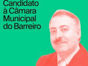 28 agosto – Apresentação Candidaturas do Barreiro
