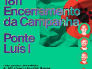 24 setembro – Encerramento Campanha Porto e Gaia