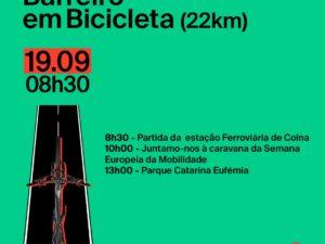 19 setembro – Barreiro em Bicicleta
