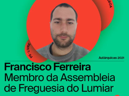 19 outubro – Tomada de Posse: Assembleia Freguesia Lumiar
