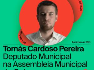15 outubro – Tomada de Posse: Assembleia Municipal Oeiras