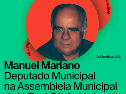 16 outubro – Tomada de Posse: Assembleia Municipal V. Real St.º António