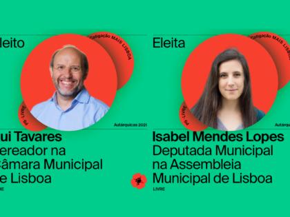 18 outubro – Tomada de Posse: Câmara e Assembleia Municipal Lisboa